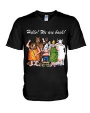 The Far Side V-Neck T-Shirt thumbnail