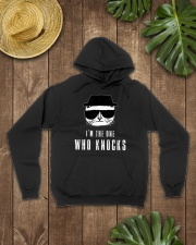 TShopx I'm the one Who Knocks Hooded Sweatshirt lifestyle-unisex-hoodie-front-7