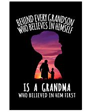 Gift for Grandson and Granddaughter 11x17 Poster thumbnail