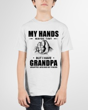Gift for Grandson and Granddaughter Youth T-Shirt garment-youth-tshirt-front-01
