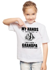 Gift for Grandson and Granddaughter Youth T-Shirt lifestyle-youth-tshirt-front-2