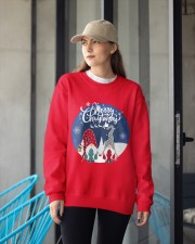 Merry Christmas  Crewneck Sweatshirt apparel-crewneck-sweatshirt-lifestyle-front-12