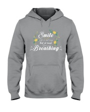 TShopx Meaning Quotes Unisex Hooded Sweatshirt front