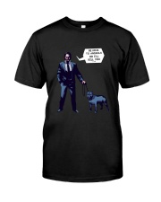 Keanu Reeves Premium Fit Mens Tee thumbnail