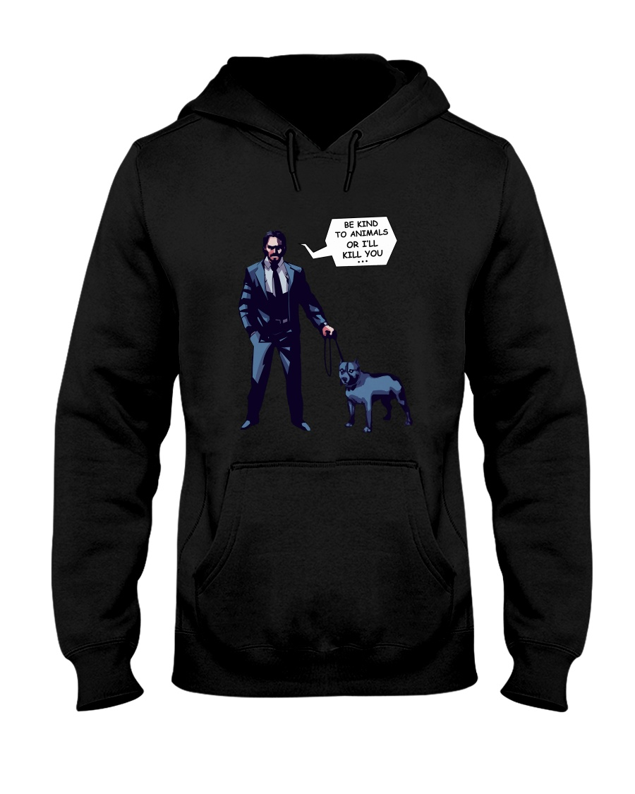 Keanu Reeves Hooded Sweatshirt
