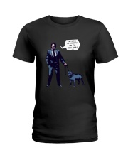 Keanu Reeves Ladies T-Shirt thumbnail