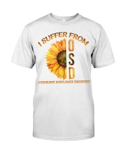 Sunflower Classic T-Shirt tile
