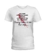 Selling Out Fast Ladies T-Shirt front