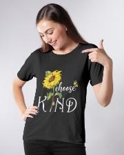 CHOOSE KIND Ladies T-Shirt apparel-ladies-t-shirt-lifestyle-front-09
