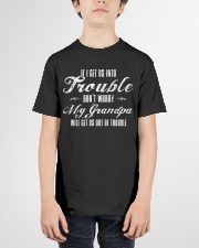 Gift for Kid Youth T-Shirt garment-youth-tshirt-front-01