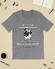TShopx Cute Pet Unisex Classic T-Shirt lifestyle-mens-crewneck-front-19