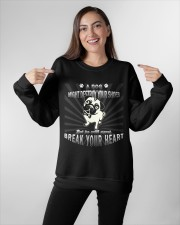 TShopx Cute Pet Unisex Crewneck Sweatshirt apparel-crewneck-sweatshirt-lifestyle-front-11