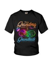 Gift for Grandma Youth T-Shirt thumbnail