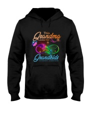 Gift for Grandma Hooded Sweatshirt front