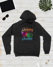 Gift for Grandma Hooded Sweatshirt lifestyle-unisex-hoodie-front-8