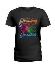 Gift for Grandma Ladies T-Shirt thumbnail