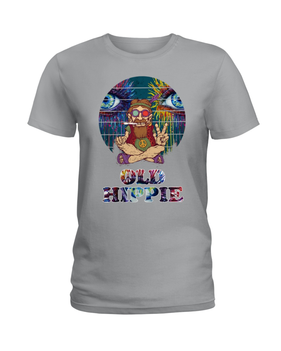 OLD HIPPIE Ladies T-Shirt
