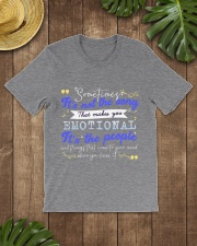 TShopx Meaning Life Quotes Unisex Classic T-Shirt lifestyle-mens-crewneck-front-18