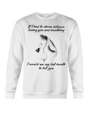 Mother and Son Crewneck Sweatshirt thumbnail