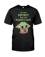 I'm always cute Classic T-Shirt thumbnail