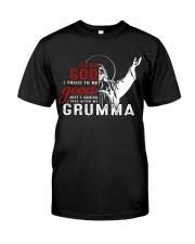 Granddaughter and Grandson Classic T-Shirt thumbnail