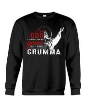 Granddaughter and Grandson Crewneck Sweatshirt thumbnail