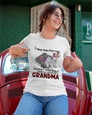 Gift for Grandma Ladies T-Shirt apparel-ladies-t-shirt-lifestyle-01