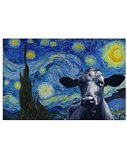 Van-gogh-painting angus black 17x11 Poster thumbnail