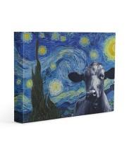 Van-gogh-painting angus black Gallery Wrapped Canvas Prints tile