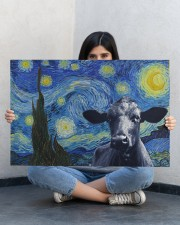 Van-gogh-painting angus black 30x20 Gallery Wrapped Canvas Prints aos-canvas-pgw-30x20-lifestyle-front-23