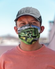 Tractor print  sk00005 Cloth face mask aos-face-mask-lifestyle-06