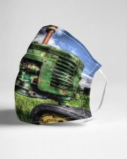 Tractor print  sk00005 Cloth face mask aos-face-mask-lifestyle-21
