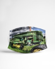 Tractor print  sk00005 Cloth face mask aos-face-mask-lifestyle-22