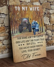 To my wife - your grumpy old farmer - Art Canvas  20x30 Gallery Wrapped Canvas Prints aos-canvas-pgw-20x30-lifestyle-front-21