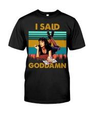 Pulp Fiction Classic T-Shirt front