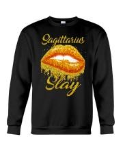 Sagittarius Slay Crewneck Sweatshirt tile