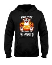 I'm so ready for halloween Hooded Sweatshirt tile