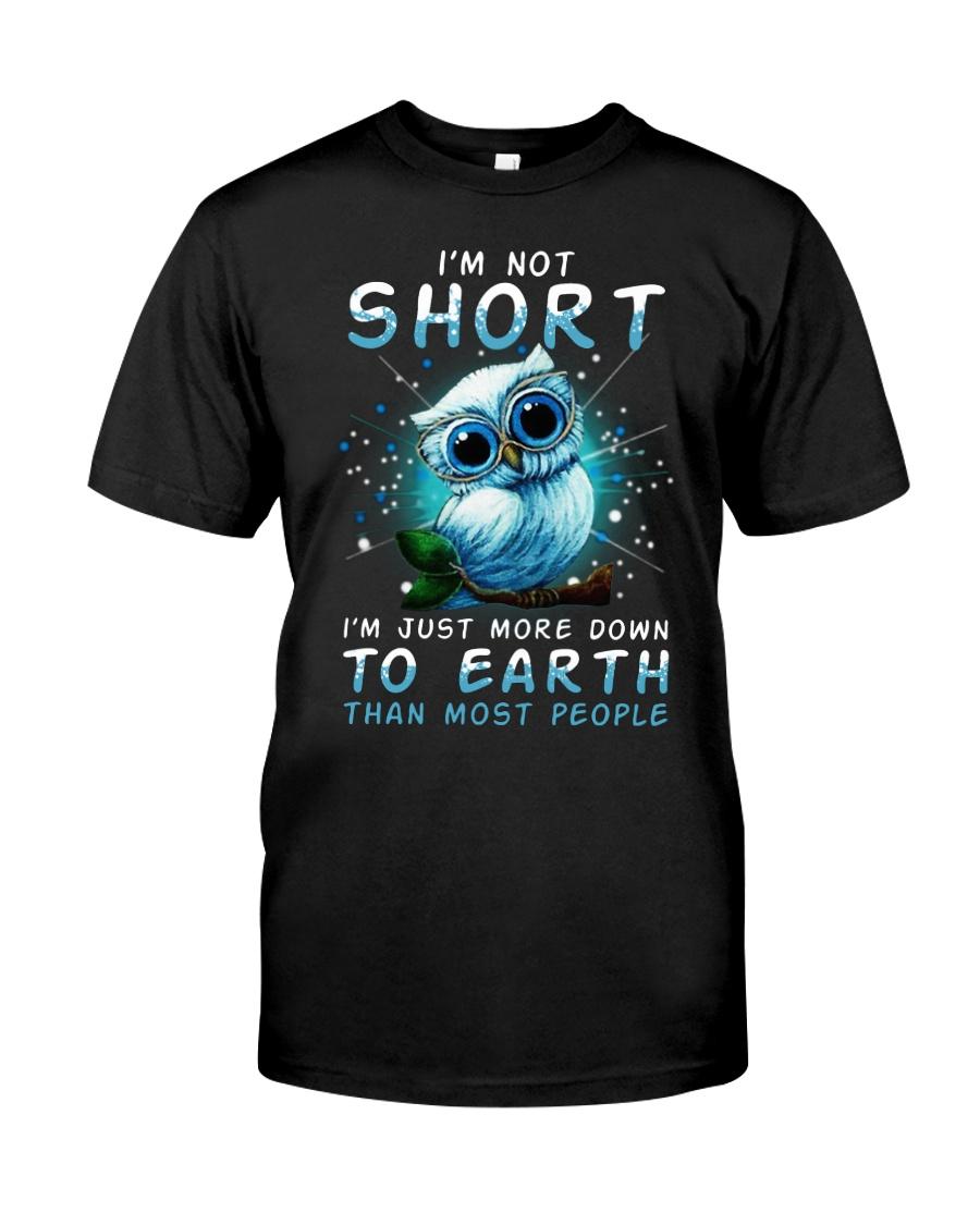 Im not short Premium Fit Mens Tee