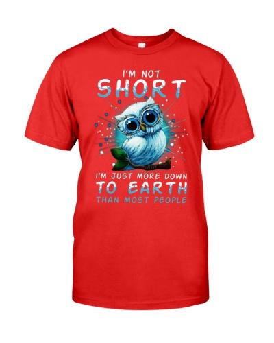 Im not short
