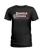 Fan can't miss funny this shirt Ladies T-Shirt tile