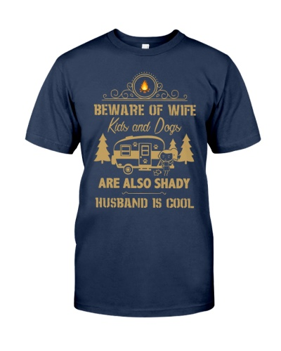 Beware of wife kids and dogs are also shady