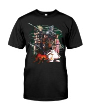 T-Shirt for real Fan Classic T-Shirt front