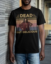 Fan cannot miss this shirt Classic T-Shirt apparel-classic-tshirt-lifestyle-front-40
