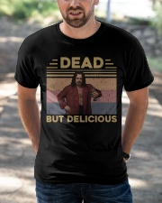 Fan cannot miss this shirt Classic T-Shirt apparel-classic-tshirt-lifestyle-front-50
