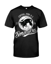 Smellycats Classic T-Shirt front