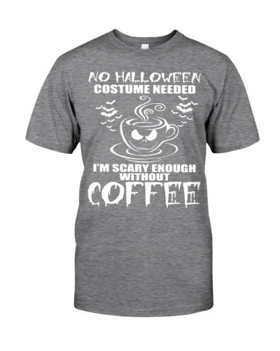 No Halloween Costume Needed