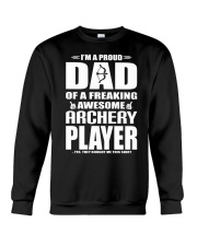 I'm a pround dad of a freaking awesome Crewneck Sweatshirt tile