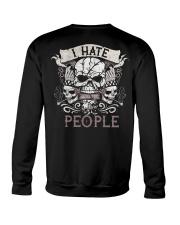 Berger dog Hippie Crewneck Sweatshirt tile