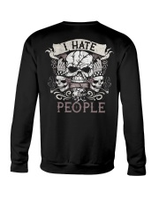 These hands may one day save your life Crewneck Sweatshirt tile