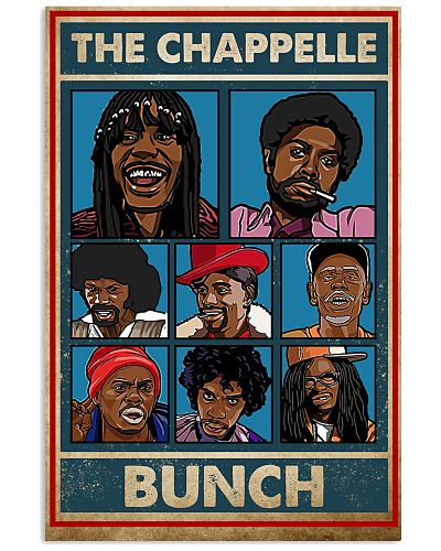 The Chappelle Bunch Poster